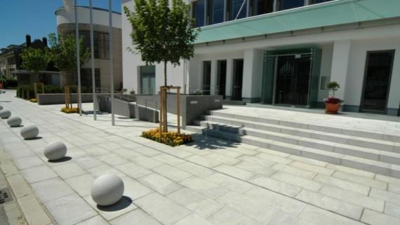 quartzo mobilier urbain design