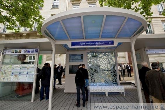 Espace Harmonie participe à la réalisation de la station Osmose