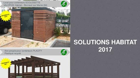 solutions habitat mobilier urbain